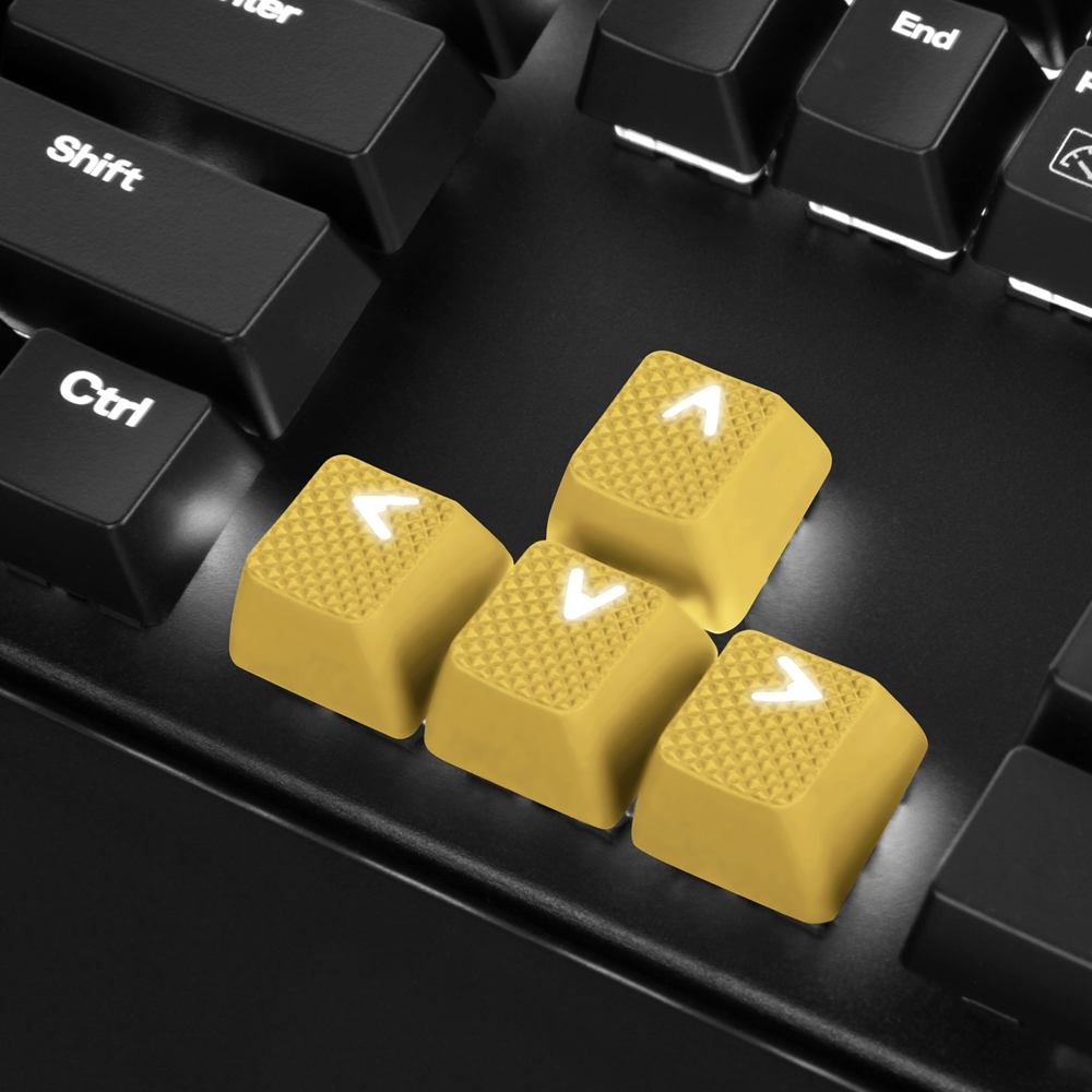 Mechanical Rubber Keyset (29)