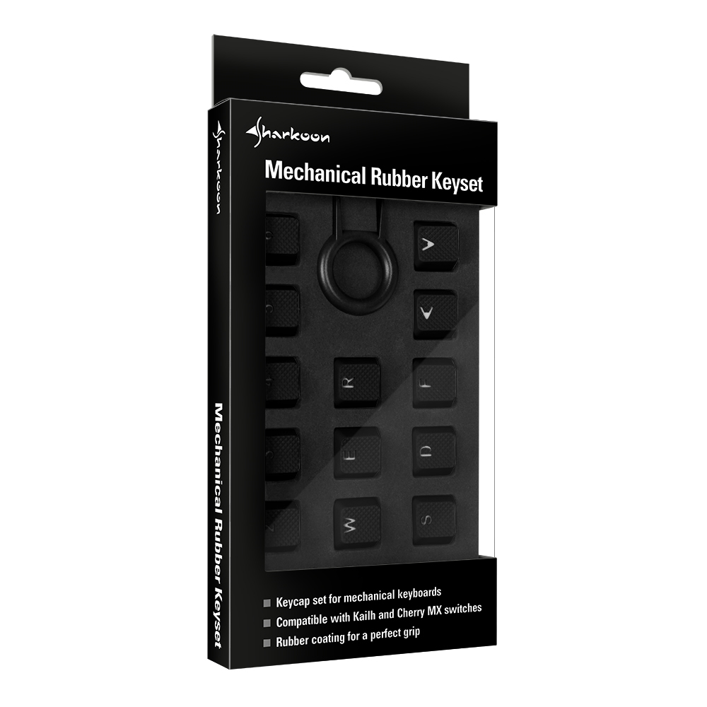 Mechanical Rubber Keyset (20)