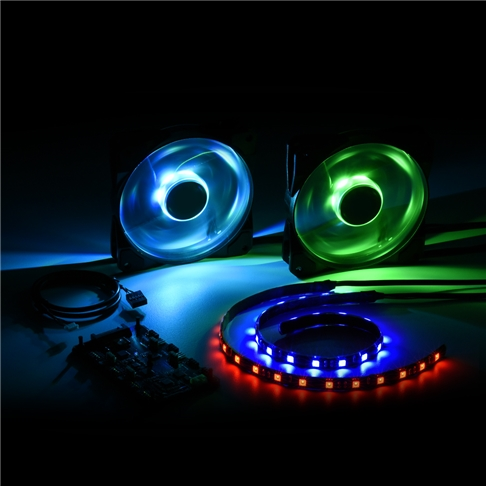 Pacelight RGB LED Strip S1 (10)
